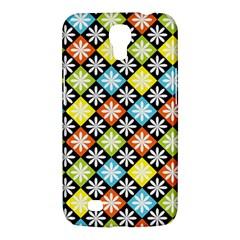 Diamond Argyle Pattern Colorful Diamonds On Argyle Style Samsung Galaxy Mega 6.3  I9200 Hardshell Case