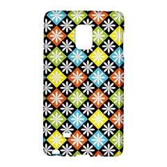 Diamond Argyle Pattern Colorful Diamonds On Argyle Style Galaxy Note Edge