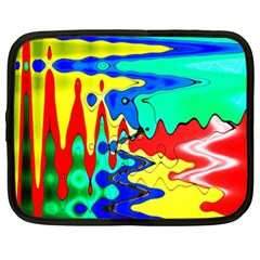 Bright Colours Abstract Netbook Case (XXL)