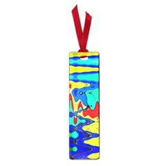 Bright Colours Abstract Small Book Marks