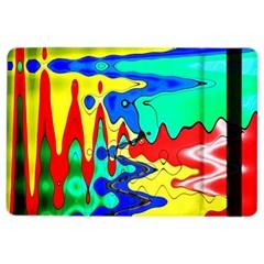 Bright Colours Abstract iPad Air 2 Flip