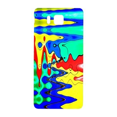 Bright Colours Abstract Samsung Galaxy Alpha Hardshell Back Case