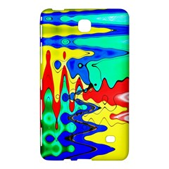 Bright Colours Abstract Samsung Galaxy Tab 4 (8 ) Hardshell Case