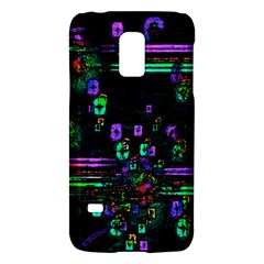 Digital Painting Colorful Colors Light Galaxy S5 Mini