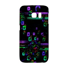 Digital Painting Colorful Colors Light Galaxy S6 Edge