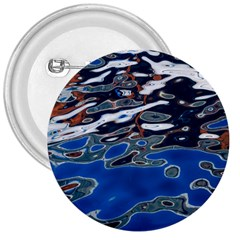 Colorful Reflections In Water 3  Buttons