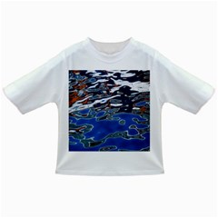 Colorful Reflections In Water Infant/toddler T Shirts