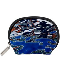 Colorful Reflections In Water Accessory Pouches (Small)