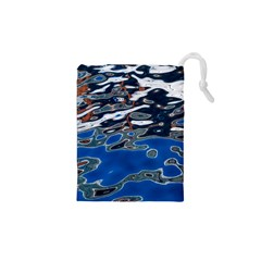 Colorful Reflections In Water Drawstring Pouches (xs)