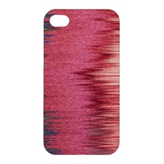 Rectangle Abstract Background In Pink Hues Apple Iphone 4/4s Premium Hardshell Case