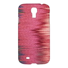 Rectangle Abstract Background In Pink Hues Samsung Galaxy S4 I9500/i9505 Hardshell Case