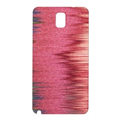 Rectangle Abstract Background In Pink Hues Samsung Galaxy Note 3 N9005 Hardshell Back Case