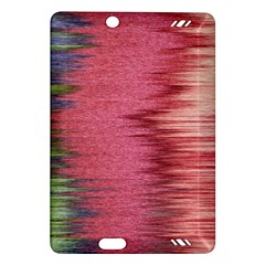 Rectangle Abstract Background In Pink Hues Amazon Kindle Fire HD (2013) Hardshell Case