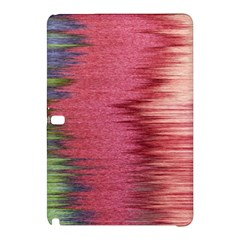 Rectangle Abstract Background In Pink Hues Samsung Galaxy Tab Pro 12 2 Hardshell Case