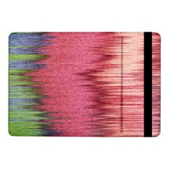 Rectangle Abstract Background In Pink Hues Samsung Galaxy Tab Pro 10 1  Flip Case