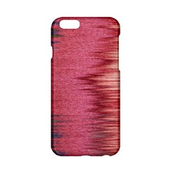 Rectangle Abstract Background In Pink Hues Apple Iphone 6/6s Hardshell Case