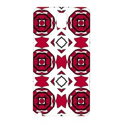 Seamless Abstract Pattern With Red Elements Background Samsung Galaxy Note 3 N9005 Hardshell Back Case