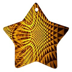 Patterned Wallpapers Ornament (Star)