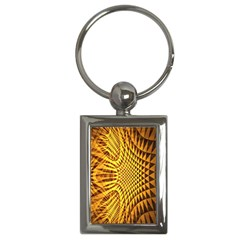 Patterned Wallpapers Key Chains (rectangle)