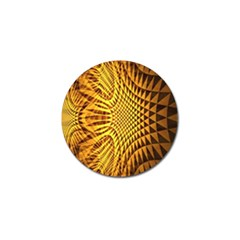 Patterned Wallpapers Golf Ball Marker (4 pack)