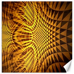 Patterned Wallpapers Canvas 12  X 12