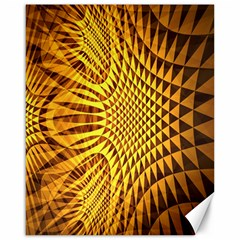 Patterned Wallpapers Canvas 16  X 20