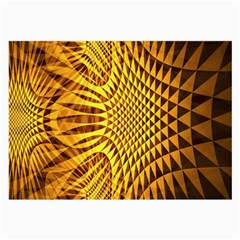 Patterned Wallpapers Large Glasses Cloth (2 Side)