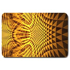 Patterned Wallpapers Large Doormat