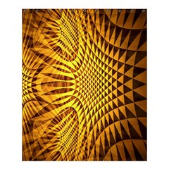 Patterned Wallpapers Shower Curtain 60  X 72  (medium)