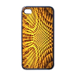 Patterned Wallpapers Apple Iphone 4 Case (black)