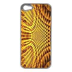 Patterned Wallpapers Apple Iphone 5 Case (silver)
