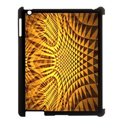 Patterned Wallpapers Apple Ipad 3/4 Case (black)