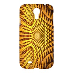 Patterned Wallpapers Samsung Galaxy S4 I9500/I9505 Hardshell Case