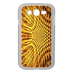 Patterned Wallpapers Samsung Galaxy Grand DUOS I9082 Case (White)