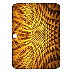 Patterned Wallpapers Samsung Galaxy Tab 3 (10.1 ) P5200 Hardshell Case