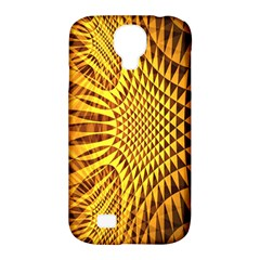 Patterned Wallpapers Samsung Galaxy S4 Classic Hardshell Case (pc+silicone)