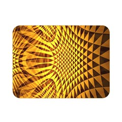 Patterned Wallpapers Double Sided Flano Blanket (mini)