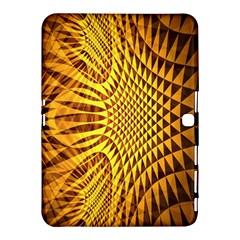 Patterned Wallpapers Samsung Galaxy Tab 4 (10 1 ) Hardshell Case