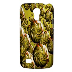 Melting Gold Drops Brighten Version Abstract Pattern Revised Edition Galaxy S4 Mini