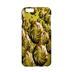 Melting Gold Drops Brighten Version Abstract Pattern Revised Edition Apple Iphone 6/6s Hardshell Case