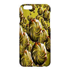 Melting Gold Drops Brighten Version Abstract Pattern Revised Edition Apple iPhone 6 Plus/6S Plus Hardshell Case