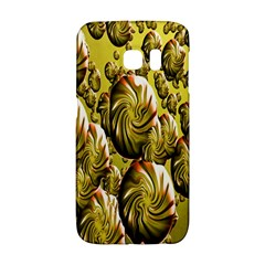 Melting Gold Drops Brighten Version Abstract Pattern Revised Edition Galaxy S6 Edge
