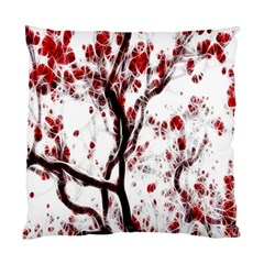 Tree Art Artistic Abstract Background Standard Cushion Case (Two Sides)
