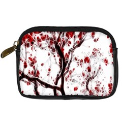 Tree Art Artistic Abstract Background Digital Camera Cases