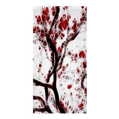Tree Art Artistic Abstract Background Shower Curtain 36  x 72  (Stall)