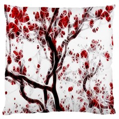 Tree Art Artistic Abstract Background Large Cushion Case (one Side)