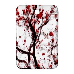 Tree Art Artistic Abstract Background Samsung Galaxy Note 8 0 N5100 Hardshell Case