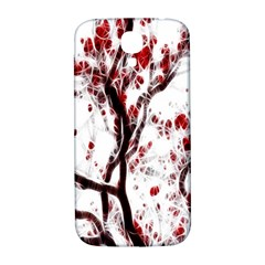 Tree Art Artistic Abstract Background Samsung Galaxy S4 I9500/I9505  Hardshell Back Case