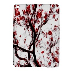 Tree Art Artistic Abstract Background iPad Air 2 Hardshell Cases