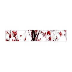 Tree Art Artistic Abstract Background Flano Scarf (Mini)